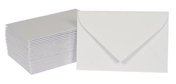 Gallery enveloppes pour cartes de visite, ft 95 x 145 mm, gommées, boîte de 50 pièces