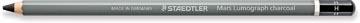 Staedtler crayon de fusain Mars Lumograph, dur