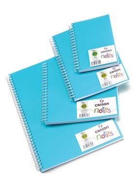 Canson bloc de croquis Notes, ft A4, bleu