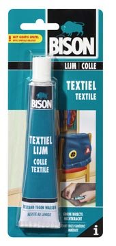 Bison colle Textile