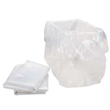 HSM sacs pour destructeur Securio B24 et AF150, paquet de 100 sacs