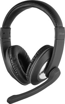 Trust casque à écouteurs Reno