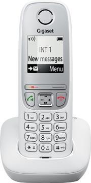 Gigaset A415 téléphone DECT sans fil, blanc