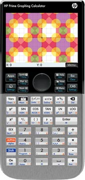 HP calculatrice graphique Prime