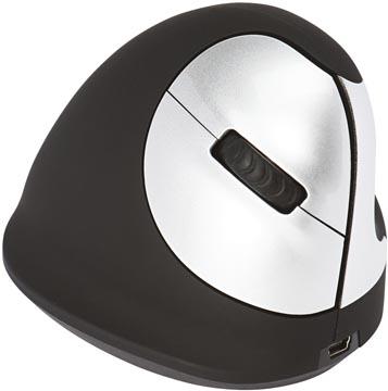 R-Go HE souris ergonomique, moyen, sans fil, droitier