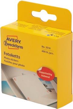 Avery pastilles adhésives pour photos