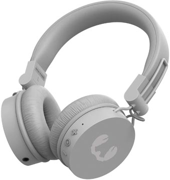 Fresh n' Rebel Caps 2 Wireless casque Bluetooth, Ice Grey