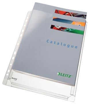Leitz pochette perforée XL, paquet de 10 pièces