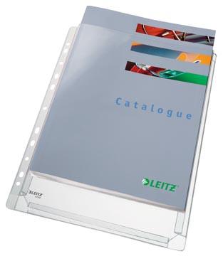Leitz pochette perforée XL, paquet de 5 pièces