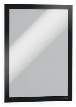 Durable Duraframe A4 noir, en sachet brochable