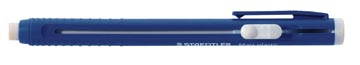 Staedtler gomme Mars Plastic stylo-gomme, corps bleu