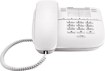 Gigaset DA310 téléphone filaire, blanc