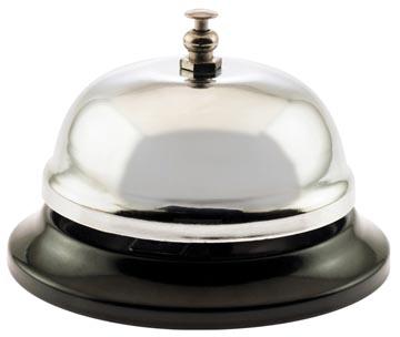 Sonette de récepton, en acier, diamètre 85 mm