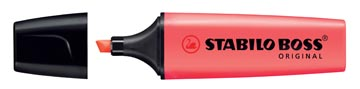 STABILO surligneur BOSS ORIGINAL, rouge