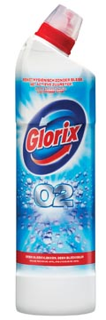 Glorix nettoyant toilettes, flacon de 75 cl