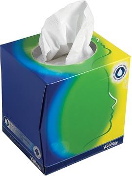 Kleenex tissues pour le visage, boîte de 56 tissues
