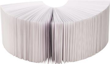 Folia Notes, ft 90 x 90 mm, collé, blanc, bloc de 700 feuilles
