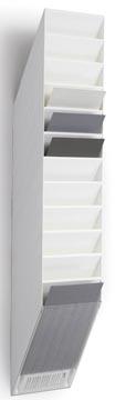 Durable Flexiboxx 12 A4 blanc