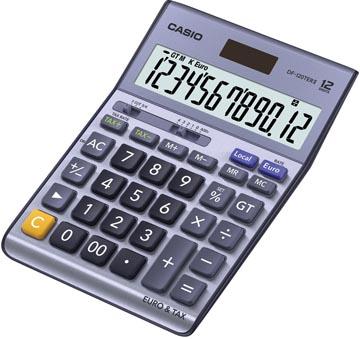 Casio calculatrice de bureau DF-120TER II