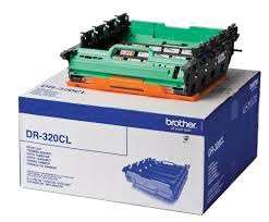 Brother tambour, 25.000 pages, OEM DR-320CL, noir