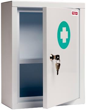 Safetool armoire à pharmacie, 2 étagères
