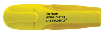 Q-Connect surligneur premium, jaune