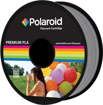 Polaroid 3D Universal Premium PLA filament, 1 kg, argent