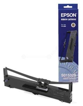 Epson ruban S015329, OEM C13S015329, noir