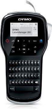 Dymo système de lettrage LabelManager 280, azerty