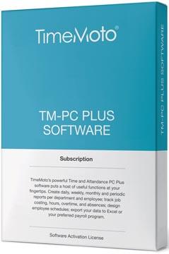 Safescan software pour systèmes de pointage, TimeMoto Pc Plus