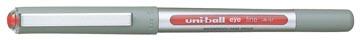 Uni-ball roller Eye Fine et Micro Fine, 0,5 mm, rouge