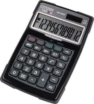 Citizen calculatrice de poche WR3000
