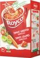 Royco Minute Soup tomates légumes vermicelles, paquet de 20 sachets