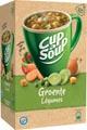 Cup-a-Soup légumes avec croûtons, paquet de 21 sachets