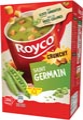 Royco Minute Soup St. Germain avec croûtons, paquet de 20 sachets