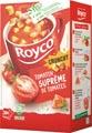 Royco Minute Soup suprême de tomates avec croûtons, paquet de 20 sachets