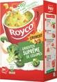 Royco Minute Soup suprême de légumes, paquet de 20 sachets