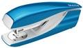 Leitz NeXXt WOW 5502 agrafeuse, bleu métallisé, sous blister
