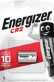 Energizer pile Photo Lithium CR2, sous blister