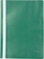 Pergamy farde à devis, ft A4, PP, paquet de 5 pièces, vert